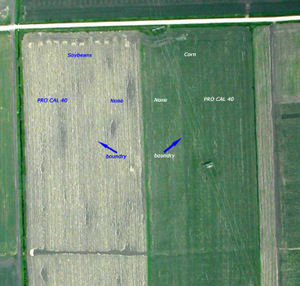 Blair Nebraska Crop Responses